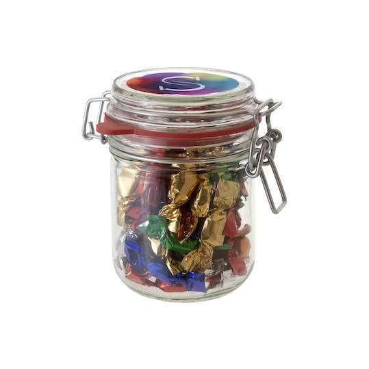 metallic sweets