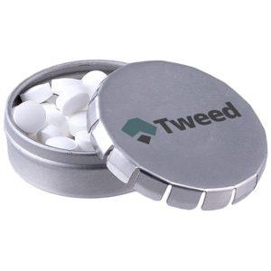 Micro mini clic-clac blikje