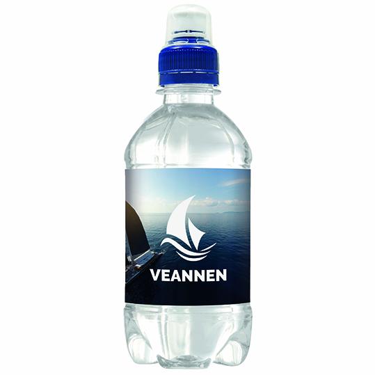 Sportdopflesje bronwater