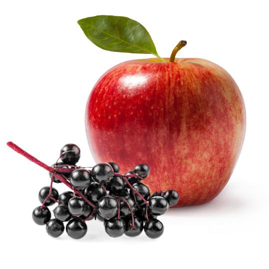 Appel & vlierbessap